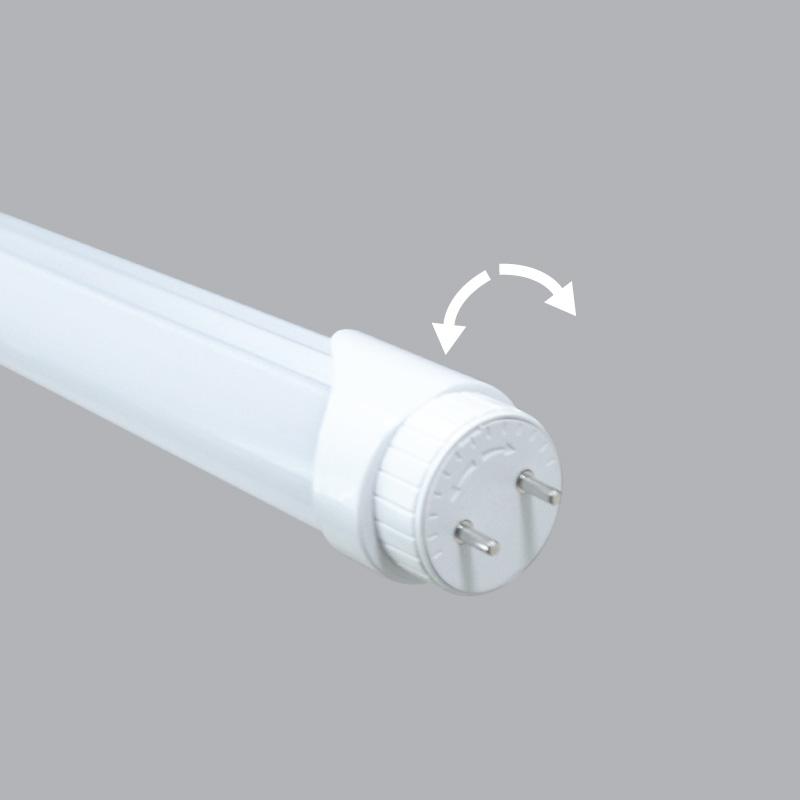 BÓNG ĐÈN LED TUBE NHÔM T8 MPE 1M2