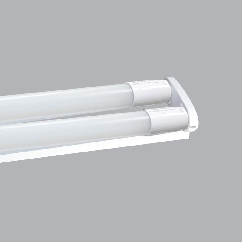 BỘ ĐÈN LED TUBE THỦY TINH T8 BÓNG ĐÔI 60CM
